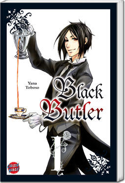 Black Butler, Band 01