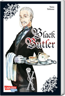 Black Butler, Band 10