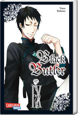 Black Butler, Band 09
