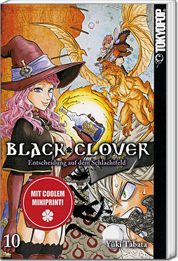 Black Clover, Band 10