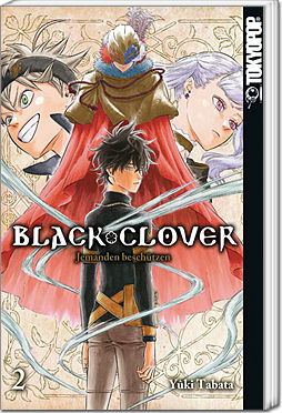 Black Clover, Band 02