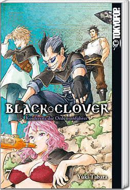 Black Clover, Band 07