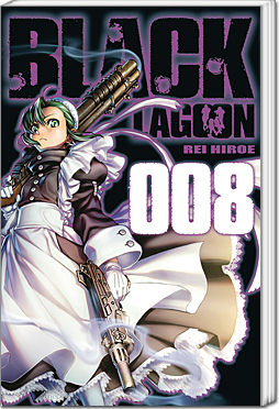 Black Lagoon, Band 08