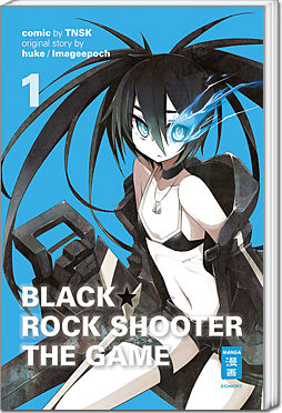 Black Rock Shooter: The Game, Band 1