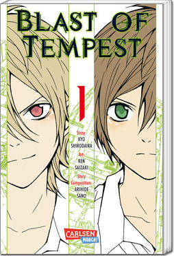 Blast of Tempest, Band 01