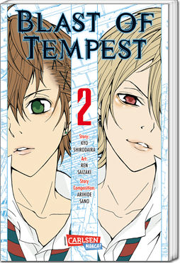 Blast of Tempest, Band 02