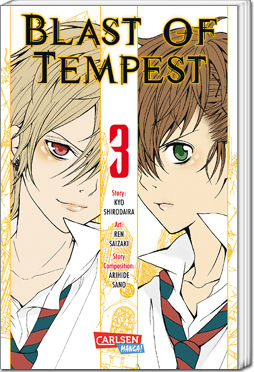 Blast of Tempest, Band 03