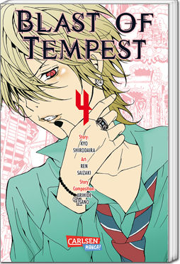Blast of Tempest, Band 04