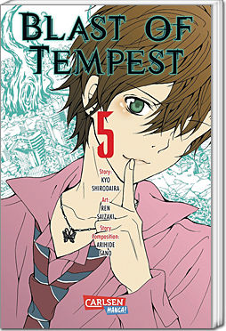 Blast of Tempest, Band 05