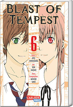 Blast of Tempest, Band 06