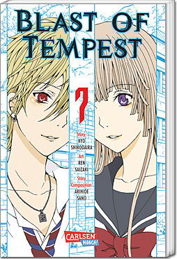Blast of Tempest, Band 07