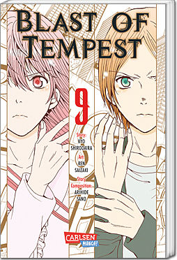 Blast of Tempest, Band 09