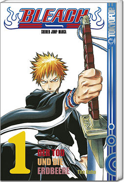 Bleach, Band 01