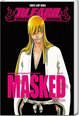 Bleach Character Book, Band 2: MASKED
