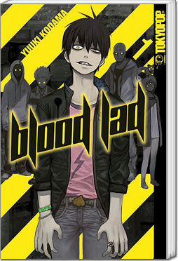 Blood Lad, Band 01