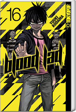 Blood Lad, Band 16