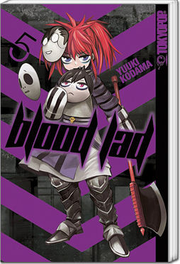 Blood Lad, Band 05