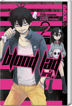 Blood Lad Brat, Band 2
