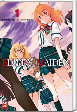 Bloody Maiden, Band 1