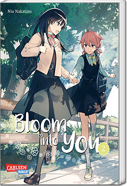 Bloom into you, Band 02