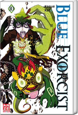 Blue Exorcist, Band 10