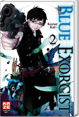 Blue Exorcist, Band 02