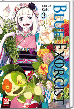 Blue Exorcist, Band 03