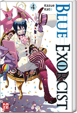 Blue Exorcist, Band 04