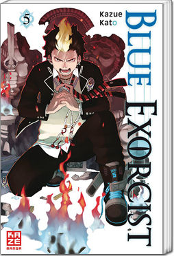 Blue Exorcist, Band 05