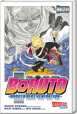 Boruto: Naruto Next Generation, Band 02