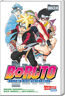 Boruto: Naruto Next Generation, Band 03