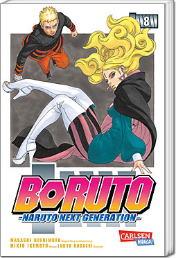 Boruto: Naruto Next Generation 08