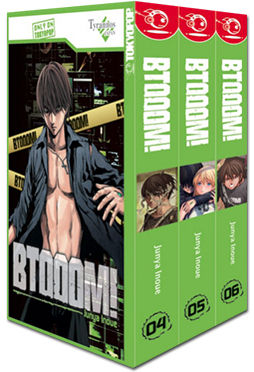BTOOOM! - Box 2 (Band 04-06)