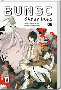 Bungo Stray Dogs, Band 08