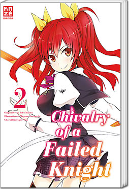 Chivalry of a Failed Knight 02