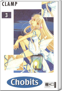 Chobits, Band 3