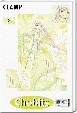 Chobits, Band 8