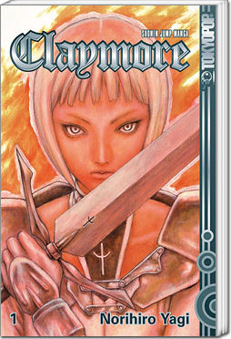 Claymore, Band 01