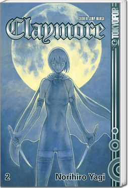 Claymore, Band 02