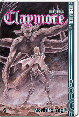 Claymore, Band 06