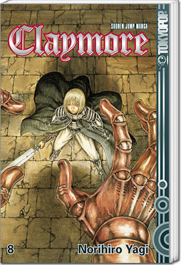 Claymore, Band 08