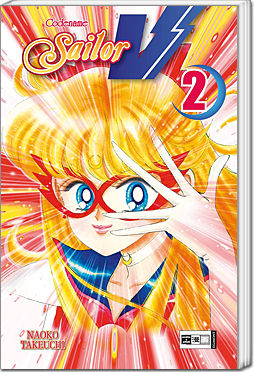 Codename Sailor V, Band 2