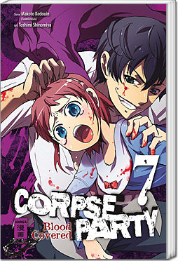 Corpse Party: Blood Covered, Band 07