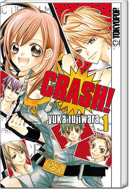 Crash!, Band 01