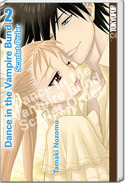 Dance in the Vampire Bund: Scarlet Order (2in1), Band 02