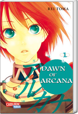 Dawn of Arcana, Band 01