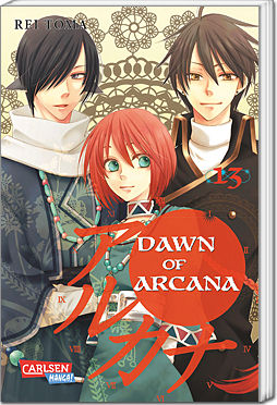 Dawn of Arcana, Band 13