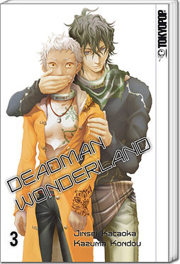 Deadman Wonderland, Band 03