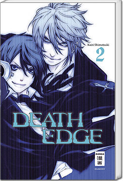 Death Edge, Band 02