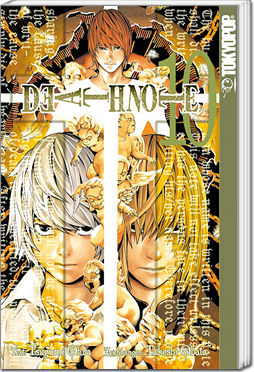Death Note, Band 10